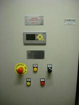Armario de seguridades con dispositivo de diagnóstico