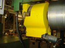 Diseño fabricación y montaje de protección a medida para disco de freno de eje