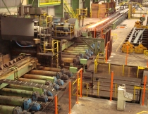 Adecuación integral de grandes líneas de acerías