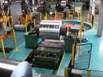 Vallado perimetral de máquina de transformación de metales